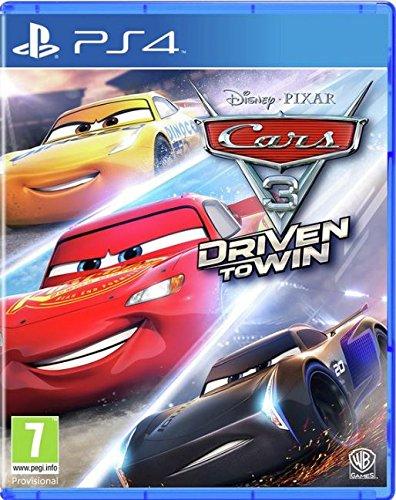 Cars 3 Driven to Win PS4 Game [Importación inglesa]