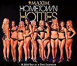 Maxim - Hometown Hotties 2014 Day At A Time Box Calendar