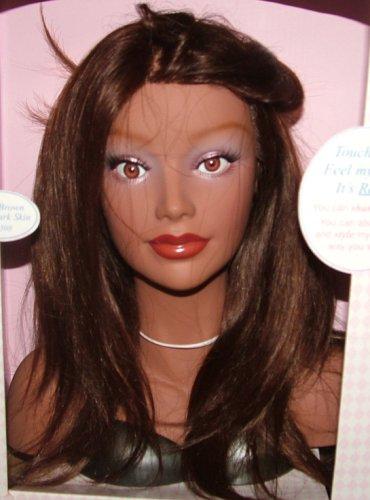 Maniquí femenino completo Courtney 100% de Estados Unidos en miniatura medalla de la Virgen cera para acabados metálicos diseño de mujer con pelo de Miranda mol