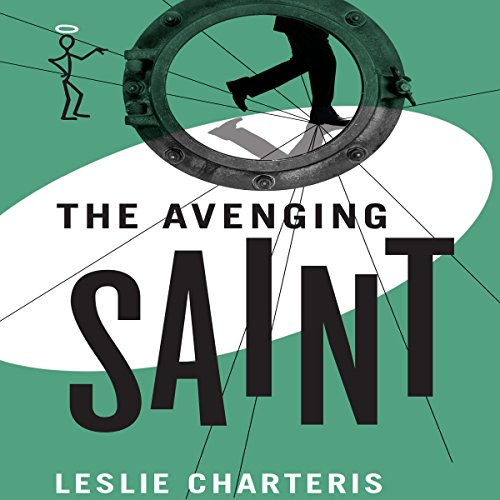 The Avenging Saint cover art