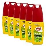 Autan, Tropical - Spray repellente antizanzare, 100 ml