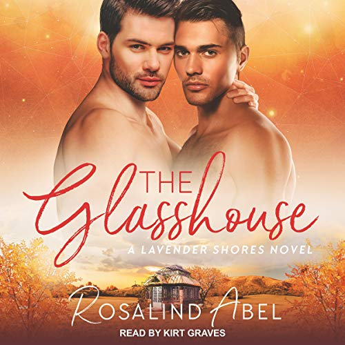 The Glasshouse audiobook cover art