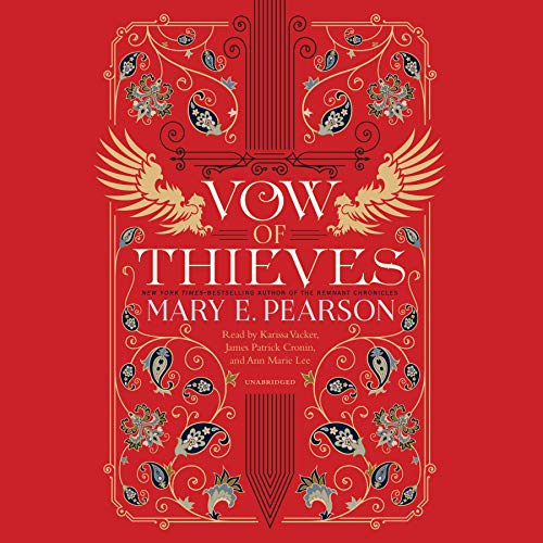 Vow of Thieves audiobook cover art