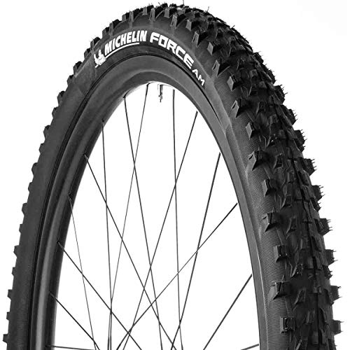MICHELIN Unisex's MTB, Black, 29X2.25 FORCE AM COMPETITION LINE TS TLR