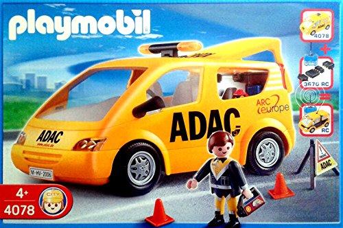 Playmobil 4078 - ADAC Straßenwacht