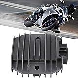 Rectificador Regulador de voltaje de la motocicleta Rectificador Piezas de la motocicleta Componentes eléctricos Ajuste para YZF-R1 R6