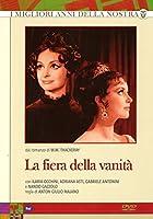 la fiera della vanita' (3 dvd) box set dvd Italian Import