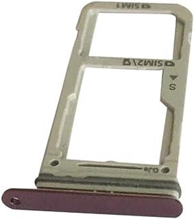 Homyl 1 Bandeja Dual SIM Compatível com S9 G9600 G9650 - roxa