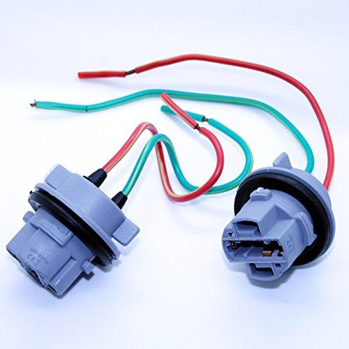 2 x Ampoules Douille Ampoule – Culot 7440 – Prise Culot 12 V