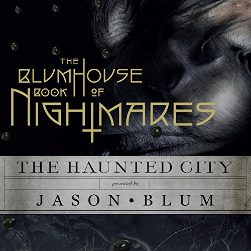 The Blumhouse Book of Nightmares audiobook cover art
