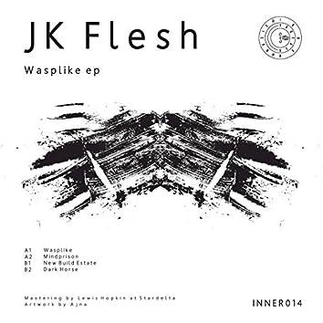 Wasplike
