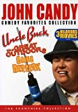 John Candy Comedy Favorites Collection (Uncle Buck / The Great Outdoors / Going Berserk)