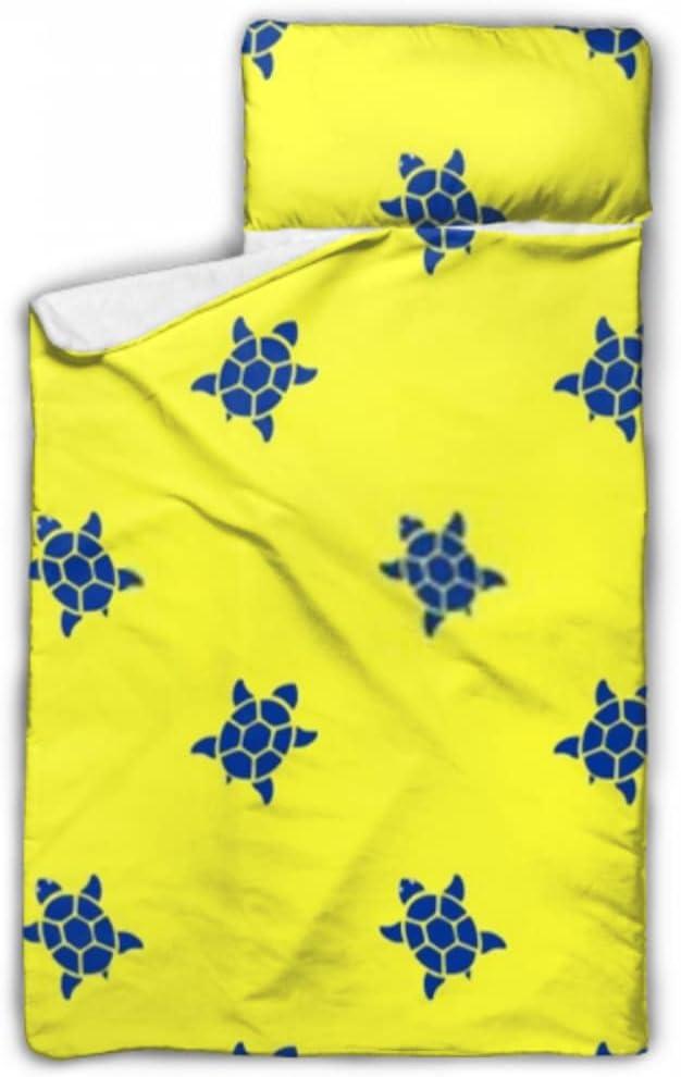 JIUCHUAN Kids Sacramento Mall Sleeping Bag Seamless Ye Pattern Max 65% OFF Cartoon On Turtle