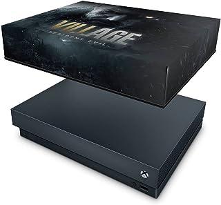 Capa Anti Poeira Xbox One X - Resident Evil Village