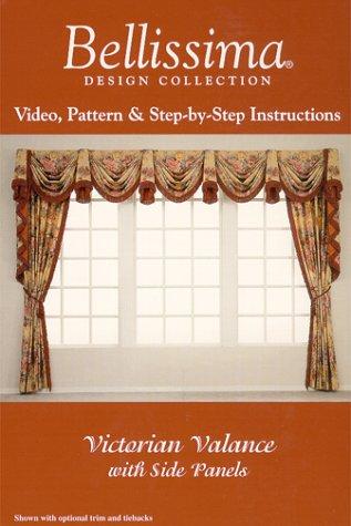 Cenefa victoriana con paneles laterales [VHS]