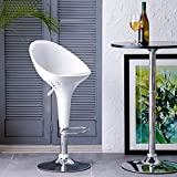 Home Centre Oslo Bar Chair - White