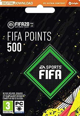 FIFA 20 Ultimate Team - 500 FIFA Points - PC Code - Origin