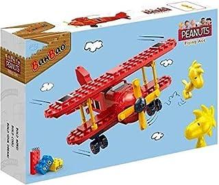 بان باو لعبة طائرة سنوبي 104 قطعة