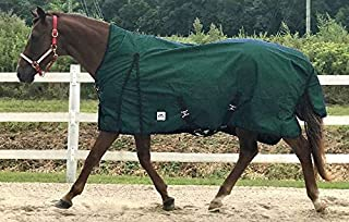 Chicks Saddlery Rugged Ride 1200 Denier High Neck Midweight Turnout Blanket - 200 gr Fill