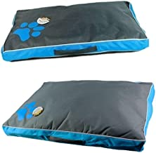 ZRL77y Dog Bed Cushion for Large Dog Oxford Cloth Puppy Breathable Waterproof Dog House Pad Pet Nest Sofa Blanket Bed for ...