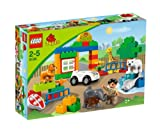 LEGO 6136 Duplo - Mi Primer Zoo