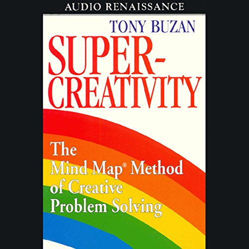 Super-Creativity audiobook cover art