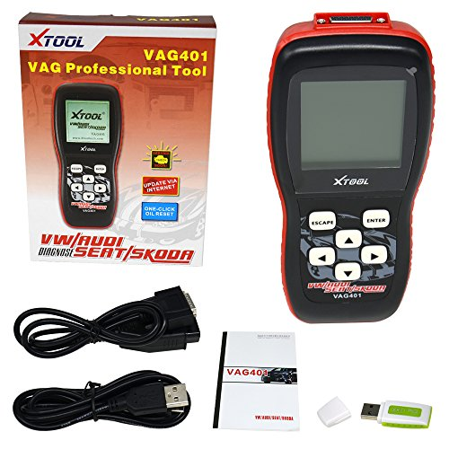 Best Price Vag401 for Vw/audi/seat/skoda Professional Tool OBD2 Code Scanner
