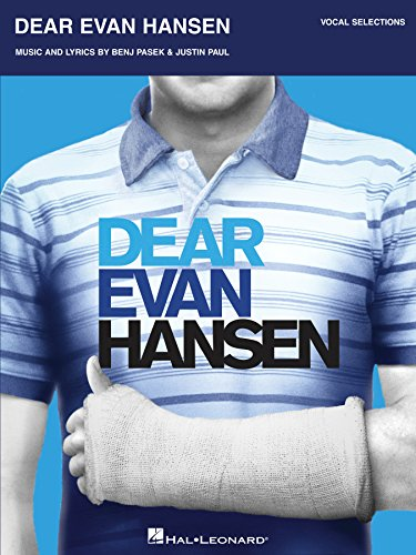 Dear Evan Hansen Songbook: Vocal Selections (PIANO, VOIX, GU) (English Edition)