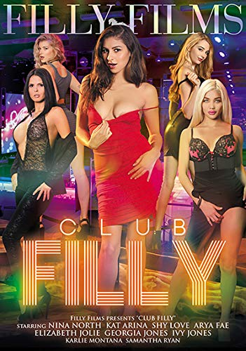 Club Filly / Adult DVD LESBIANS FILLY FILMS