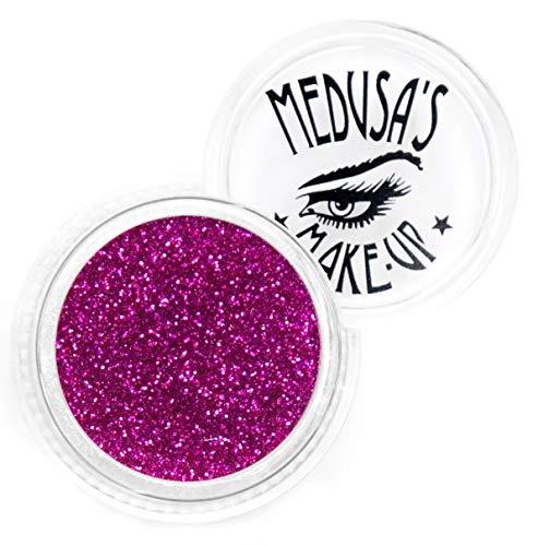 Medusa's Make-Up Glitzer-Lidschatten Glitter, loser Glitzer für Nägel, Haare und Gesicht (Space Cadet)