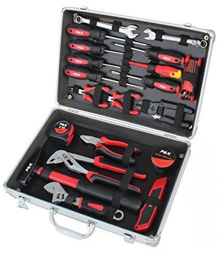 Top Alu Werkzeugkoffer Werkzeugset Werkzeugkasten Werkzeug Werkzeugkiste
