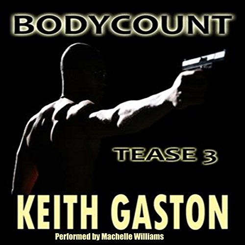 Tease 3 audiobook cover art