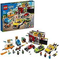 LEGO CityNitroWheels Autofficina