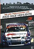 Supercars: Bob Jane T-Marts Bathurst 1000 - 2003 Race Highlights | NON-USA Format | Region 4 Import - Australia