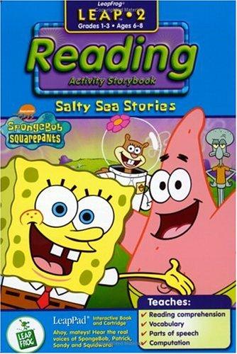 LeapPad: SpongeBob SquarePants Salty Sea Stories