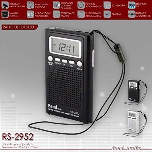 Radio de Bolsillo RS-2952