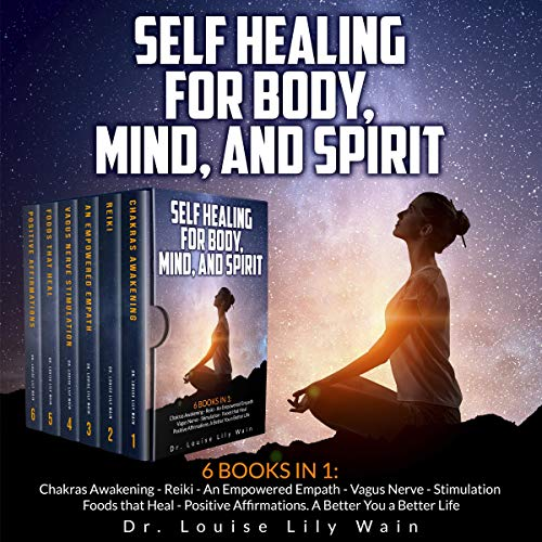 Self Healing for Body, Mind, and Spirit  By  cover art