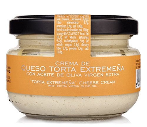 LA CHINATA -Crema de Queso Torta Extremeña 120 gr