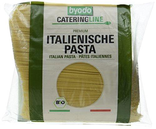 Byodo Spaghetti semola, 1er Pack (1 x 5 kg Beutel) - Bio
