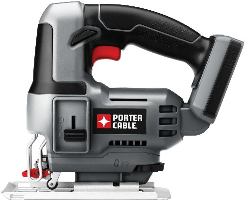 PORTER-CABLE Bare-Tool PC18JS 18-Volt Cordless Jig Saw (Tool Only, No Battery)