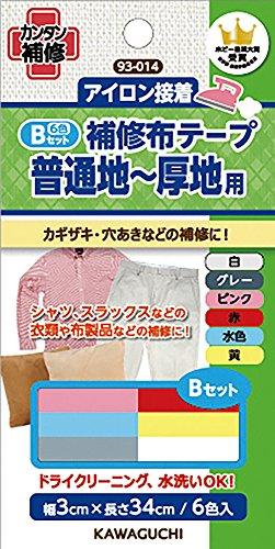 R?paration estuaire bande de tissu ensemble B 93 014 (japan import)