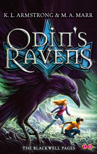Odin's Ravens: Book 2 (Blackwell Pages) (English Edition)