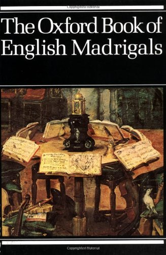 Oxford Book of English Madrigals