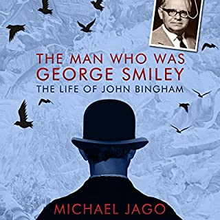 The Man Who Was George Smiley cover art