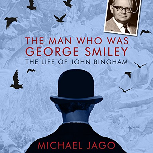 The Man Who Was George Smiley audiobook cover art