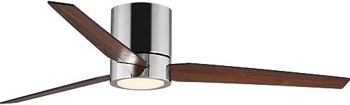 2021 Progress Lighting P2588-1530K Braden Ceiling Fans, online 56-Inch, popular Chrome outlet online sale
