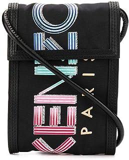 Kenzo Luxury Fashion FA55PM208F2699 - Bolso bandolera para hombre, color negro