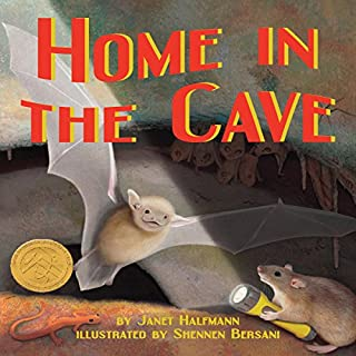 Home in the Cave audiobook cover art