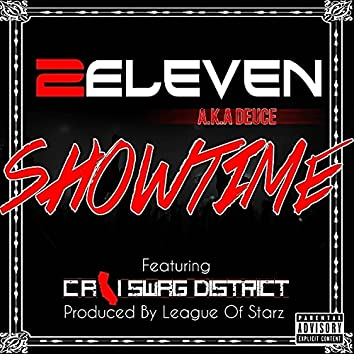 Showtime (feat. Cali Swag District) - Single