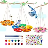 Bird Feeders for Kids Arts and Crafts Kit DIY Kids Crafts STEM Learning Outdoor Activities Crafts for Boys and Girls for 3 4 5 6 7 8
